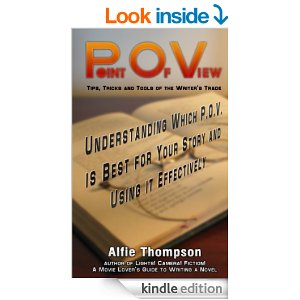 Alfie T. POV Book Cover